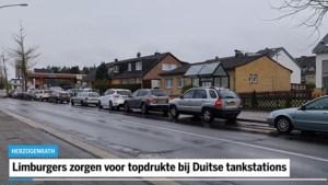 Video: Topdrukte door Limburgers bij Duitse tankstations: nog even voordeel pakken zonder coronatest