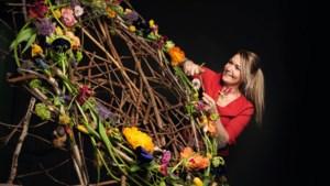 Limburgse bloemsierkunstenaars verbeelden de lente: 'De natuur zegt dat alles goed komt'