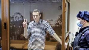 Hoestende Navalny: mogelijk tuberculose in gevangenis