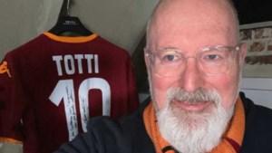 Frans Timmermans: 'Europa League-winst voor AS Roma zou een droom zijn voor mij'