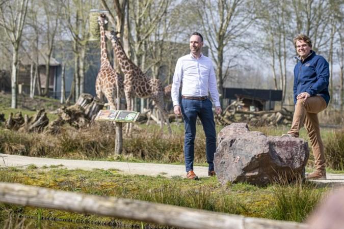 Coco en Sanchez van ZooParc Overloon zien uit naar de dag dat dierenpark weer open mag