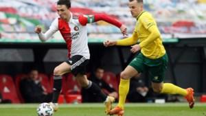 Feyenoord wil captain Steven Berghuis dolgraag langer binden