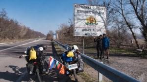 Per fiets de wereld rond: hoe je toch door een gesloten grensovergang komt
