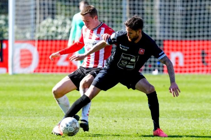 Gevoelige tik voor MVV: Jong PSV met 3-1 te sterk