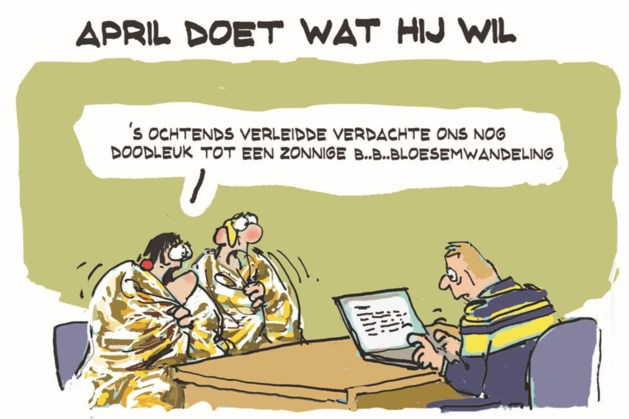 Toos & Henk - 6 april 2021