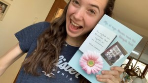Denise Lambrichs (20) verwerkt dagboek over haar eetstoornis tot boek