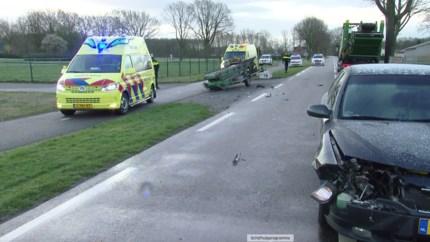 Chauffeur vrachtwagen met pech raakt zwaargewond bij aanrijding in Kessel