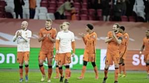 Oranje oefent in aanloop naar EK tegen Schotland en Georgië