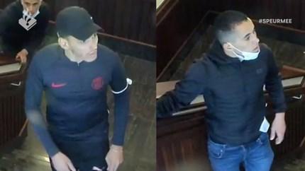 Video: Jonge man probeert horloge los te rukken van pols slachtoffer in Roermond