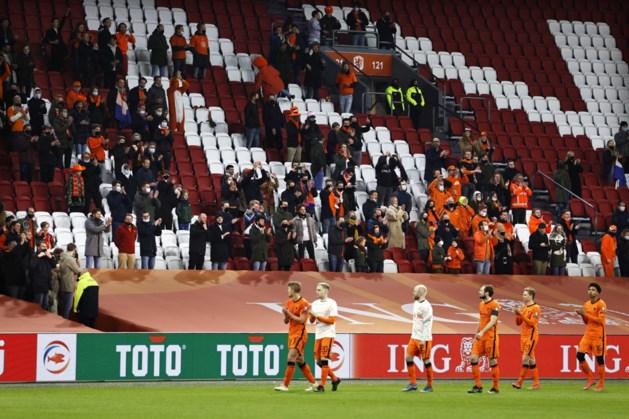 KNVB mikt bij EK op 12.000 toeschouwers per duel en hoopt op meer