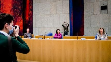 Kijk live: Tweede Kamer kiest Arib, Bergkamp of Bosma tot voorzitter