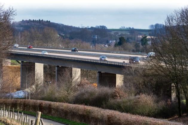 Fase 2 onderhoud A79 op punt van beginnen, afsluiting tussen Hulsberg en Kunderberg
