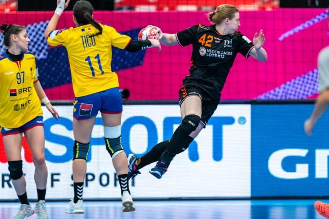 Harma van Kreij en Claudia Rompen alsnog bij Nederlandse handbalselectie
