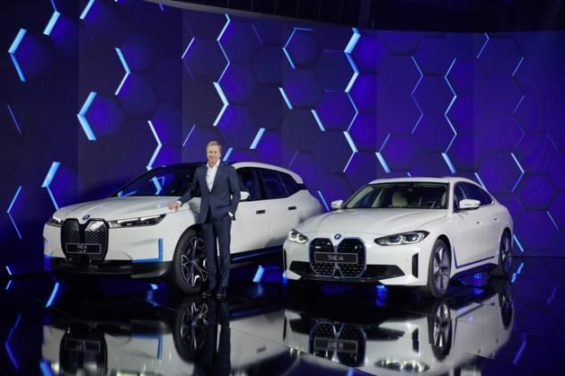Wereldwijde verkooprecords voor BMW en Mercedes