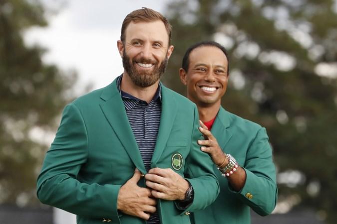 Zelfs als hij er niet bij is gaat het constant over Tiger Woods