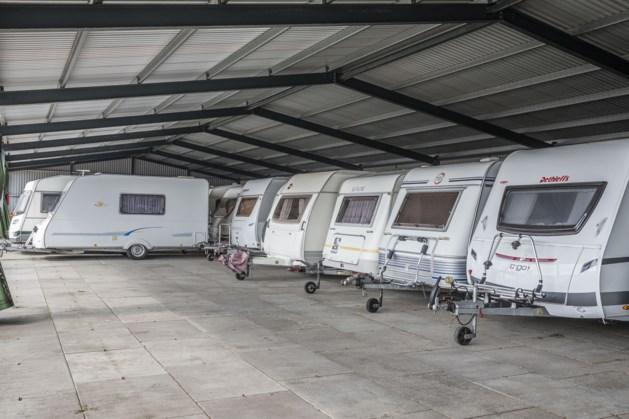 Verkoop tweedehands caravans en campers flink in de lift