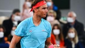 Tennistoernooi Roland Garros start week later in de hoop meer toeschouwers te mogen toelaten