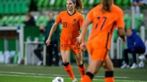 Dominique Janssen tegen Spanje terug in basis Oranje