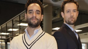 Freek en Jonathan kruipen voor musical in de huid van Britse prinsen Harry en William