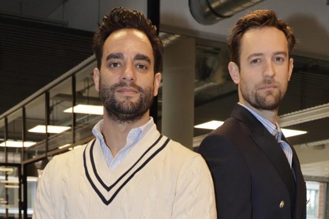 Freek en Jonathan kruipen voor musical in de huid van Britse prinsen Harry en William