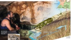 Prehistorische grot van Cosquer wordt langzaam opgeslokt door zee: unieke muurschilderingen bedreigd