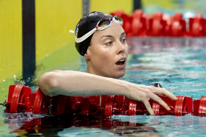 Zwembad vol tranen: Femke Heemskerk verpulvert olympische droom Valerie van Roon