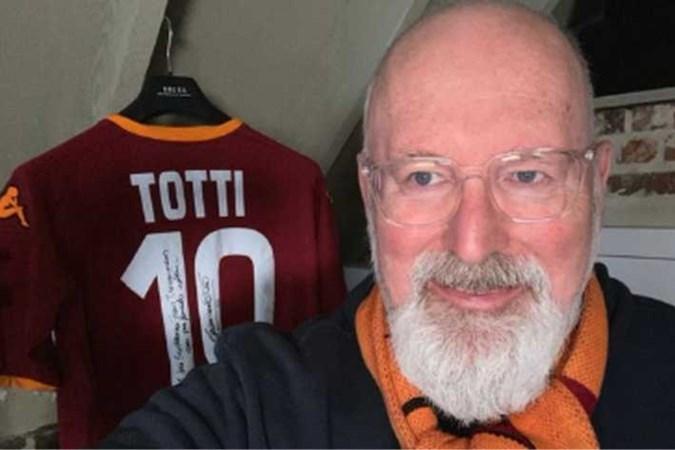 Column: 'Ik las dat Frans Timmermans droomt dat AS Roma de Europa League wint. Gek, ik dacht dat Frans vooral droomde over Roda, dat zo diep in zijn hart zit'