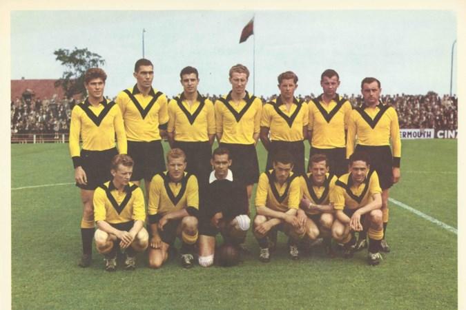 Ton van den Hurk (88), maker van de eerste VVV-treffer in het betaald voetbal, overleden