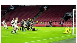 Kater voor Ajax, stunt zoals tegen Real Madrid?