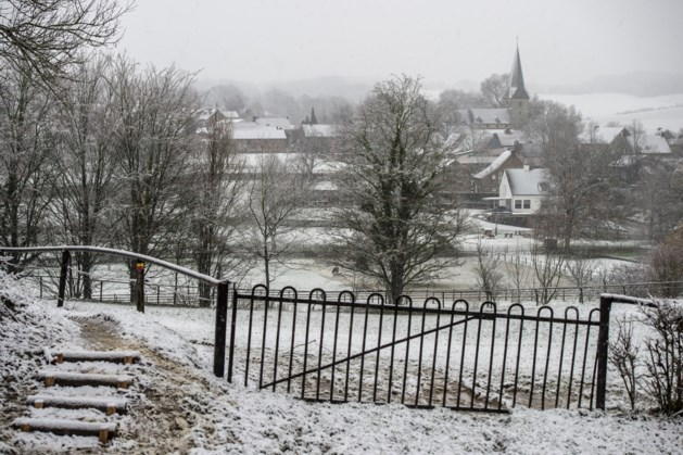 Voorjaarszon komt eraan, maar eerst nog een koud weekend met mogelijk sneeuw in Limburgse heuvels