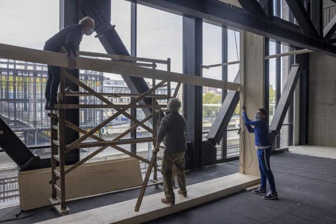 Atelier Stadsrevisie in Heerlen stilgelegd in afwachting van rechtszaak tegen gevelproject