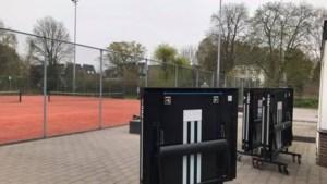 TV Wessem laat Westa tafeltennissen op sportpark