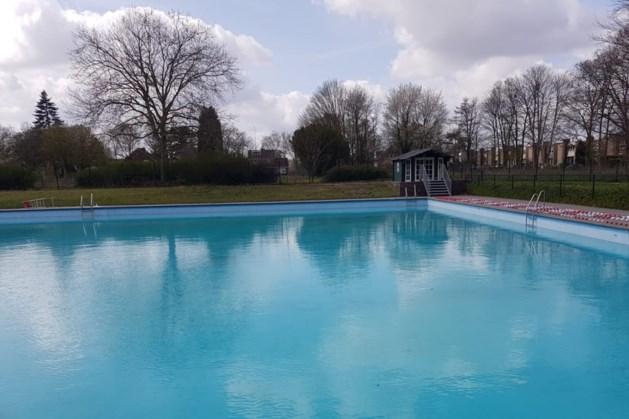 Buitenbad Steinerbos open voor banenzwemmers
