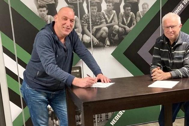 Henk Smeets nieuwe coach dames Eindse Boys