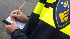 Politie beboet tientallen recreanten in buitengebieden