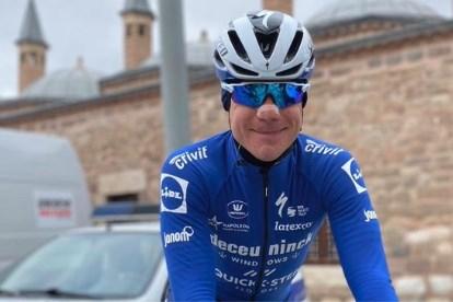 Arvid de Kleijn verrast met ritzege in Ronde van Turkije
