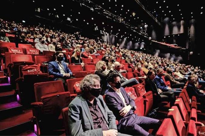 'Anderhalve meter afstand niet nodig in theaters en bioscopen'