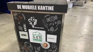 Voetbalclub Blerick introduceert mobiele kantine