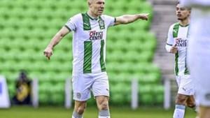 FC Groningen blijft met kater achter na rentree Arjen Robben