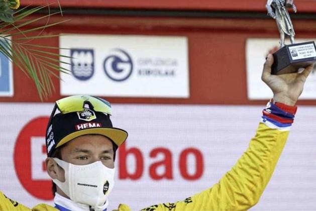 Roglic in topvorm naar Amstel Gold Race