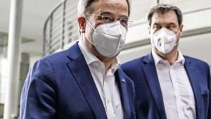 Wie volgt Merkel op? Twee kemphanen strijden om macht in CDU/CSU