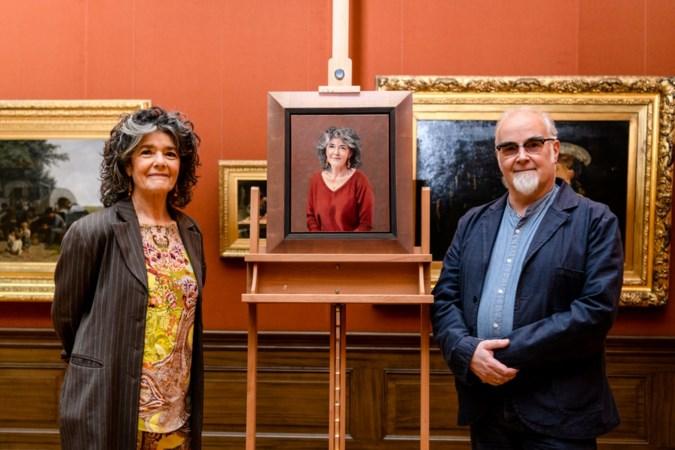 Kunstenaar Dirk Bal in Sterren op het Doek: 'Onvergetelijke ervaring'
