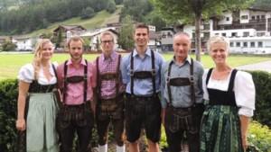 Ria werd verliefd op de skileraar en verruilde Ulestraten voor Tirol