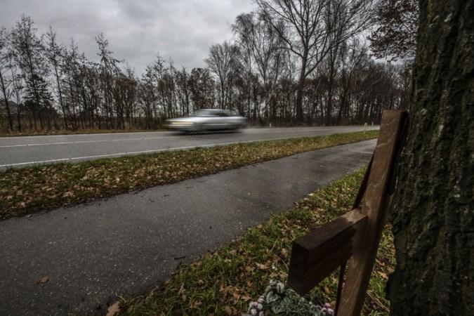 Ook op de N580 tussen Doenrade en Schinveld gaat de snelheid omlaag