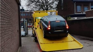 Pools 'spookvoertuig' in beslag genomen in Gennep: bestuurder onder invloed van drugs