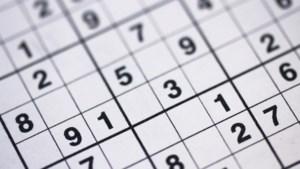 Sudoku 13 april 2021 (2)