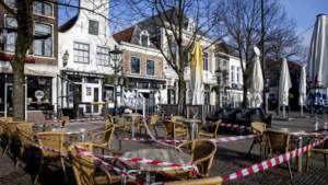 Aantal ziekenhuizen steunt oproep heropenen terrassen