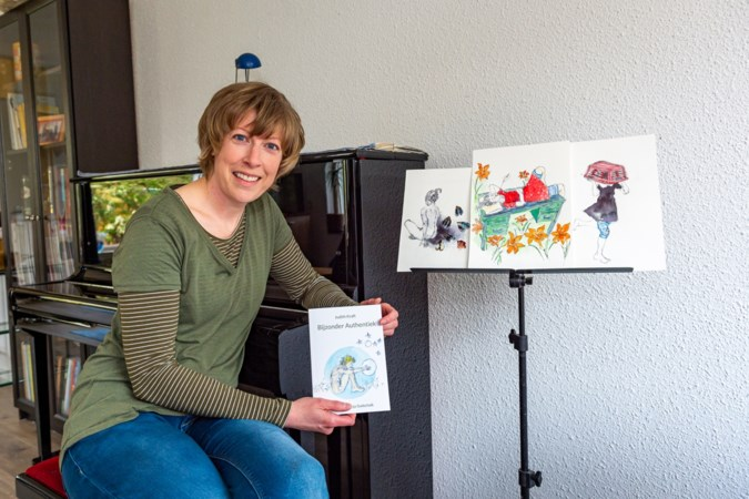 Schrijfster Judith Kraft uit Sittard maakt landelijk debuut met bijzondere poëzie: 'Ik ben geen autist, maar heb wel autisme'