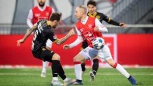 MVV geeft voorsprong uit handen, Roda wint voor het eerst sinds 1997 weer in De Geusselt