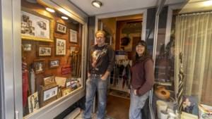 Nieuw leven voor Parapluiehuis Knirps in Saroleastraat in Heerlen: 'Paraplu's waren ooit een echt mode-item'